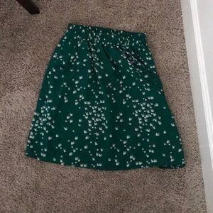 Everly skirt with pockets